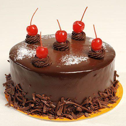 Torta Floresta Negra - Aro 18