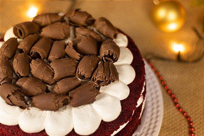 Torta Red Velvet - Aro 18