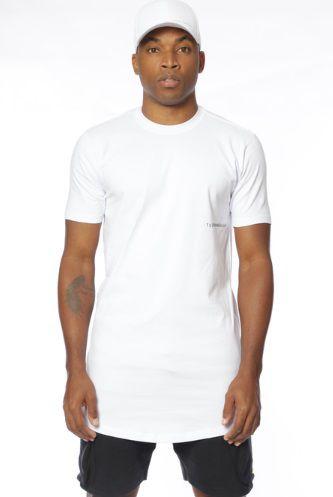 Camiseta Tudo Tranquilo Rettrô Basic White
