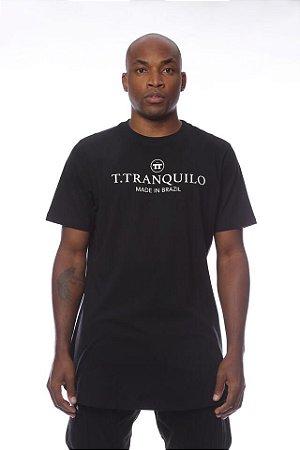 Camiseta Tudo Tranquilo Made In Brasil