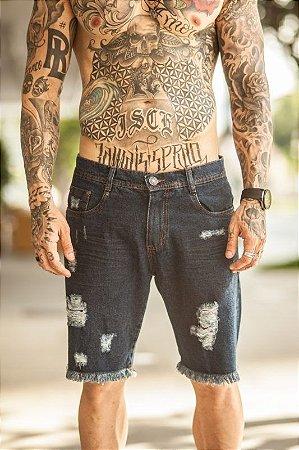 Bermuda Jeans Nifty Traits Indigo