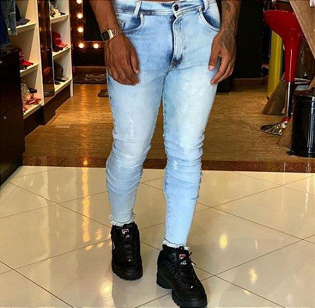 Calça Jeans Nifty Basic Clear