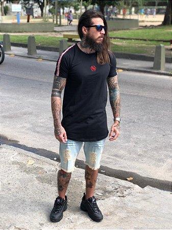 Camiseta Nifty Hexa Black