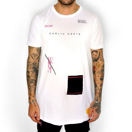 Camiseta Dabliu Costa WCA