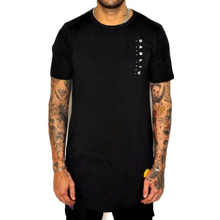 Camiseta Dabliu Costa Vert Black