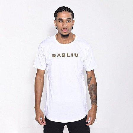 Camiseta Dabliu Costa Paete White