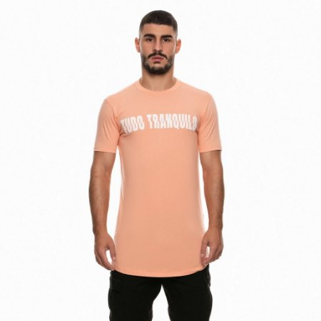 Camiseta Tudo Tranquilo T-Shirt Displaced