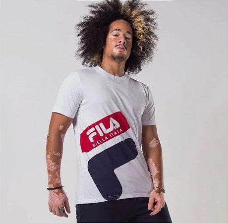Camiseta Fila Floating Biella Masculina
