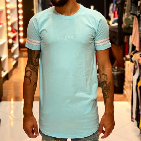 Camiseta Nifty Signature Blue