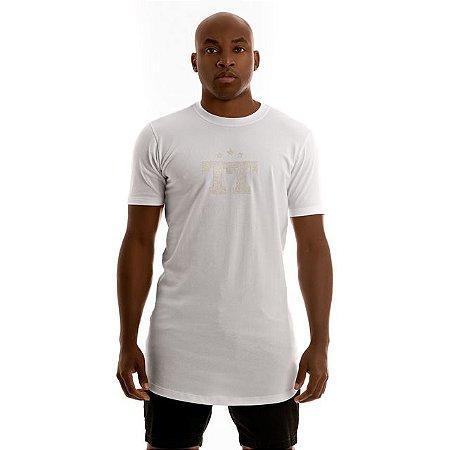 Camiseta Tudo Tranquilo Shine White