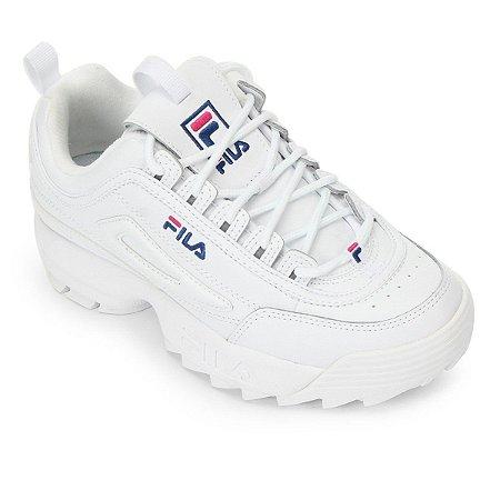 Tênis Fila Footwer Disruptor White