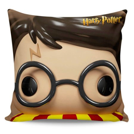 Almofada Harry Potter 3D Print