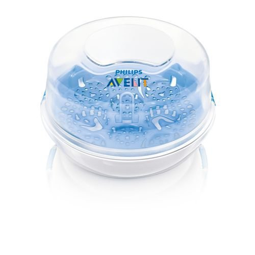 Esterilizador de Mamadeira Avent (Azul) - SCF281/02 - Philips Avent