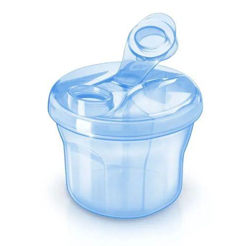 Porta leite em pó avent (Azul) - SCF135/06 - Philips Avent