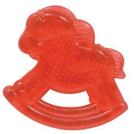 Mordedor para bebê com água Cavalinho (Vermelho) - Buba - Cód. 5227