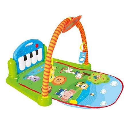 Tapete de atividades para bebê Musical Piano - Buba - Cód. 6843