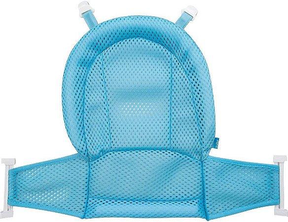 Rede para banheira bebê rede de proteção para Banho (Azul) - Buba - cód. 12754
