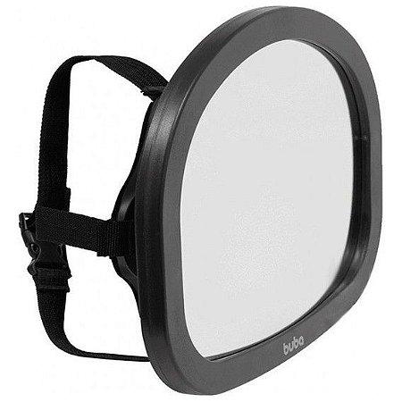 Espelho retrovisor bebe para banco traseiro - Buba - Cód. 09806