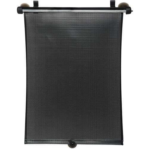 Protetor solar para carro retrátil (preto) - Girotondo - Cód. UW110