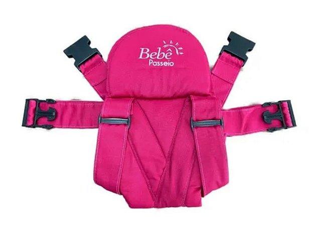 Canguru bebê passeio panda (Pink) - Bebê passeio