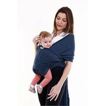 Sling wrap Sling para carregar bebê (jeans) - Kababy