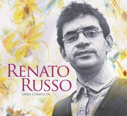 Box Renato Russo - Obra Completa (5 Cds)