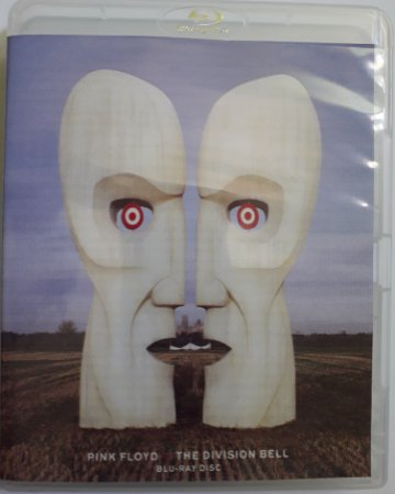 Blu-ray Audio Pink Floyd - The Division Bell