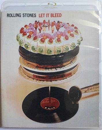 Blu-ray Audio Rolling Stones - Let It Bleed