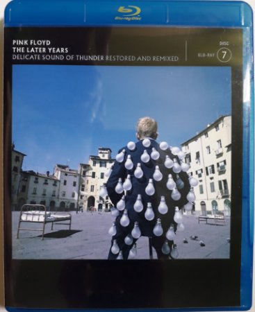 Blu-ray Pink Floyd Delicate Sound Of Thunder The Later Years