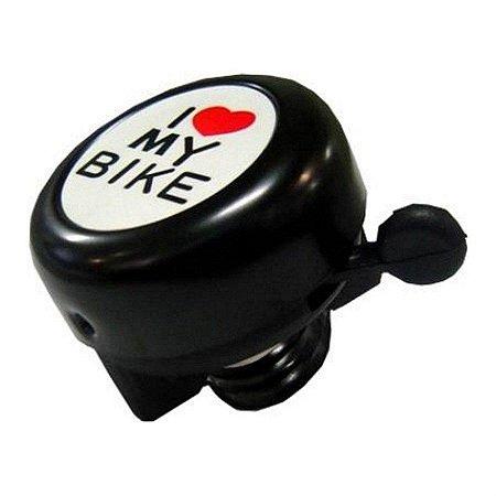 Buzina I Love My Bike