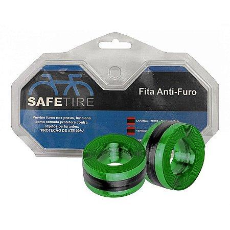 FITA ANTI FURO SAFETIRE VERDE 35mm ARO 26/27.5/29