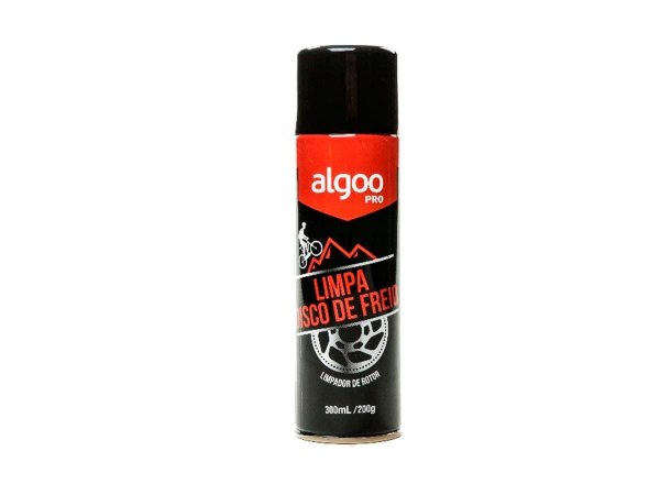 Limpador de Disco de Freio Algoo Spray 300 ml Mtb Speed