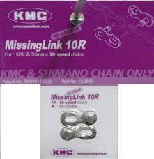Emenda Corrente KMC MissingLink 10R