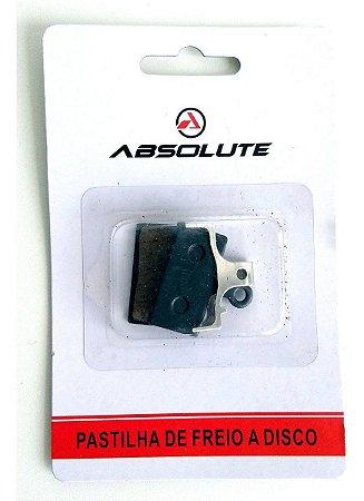 Pastilha De Freio Absolute ABS-03S Orgânica