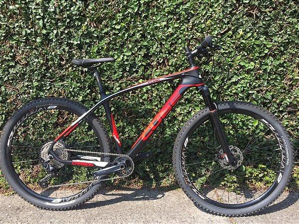 Bicicleta CUBE Carbon 29Er Shimano SLX 1x12 Susp. Absolute Air Tam 19