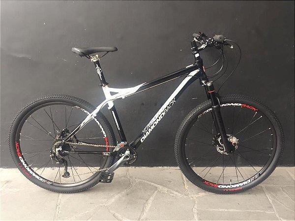 Bicicleta Diamondback Overdrive 29Er 27V Shimano Alivio Tam 20
