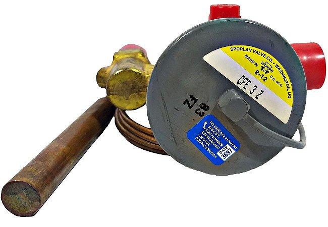 Válvula de Expansão Sporlan Cfe 3 Z 3/8 X 1/2 Share R134