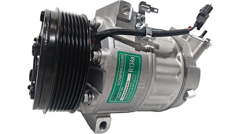 Compressor De Ar Renault Master 2.3 ano 2013 2014 2015 2016