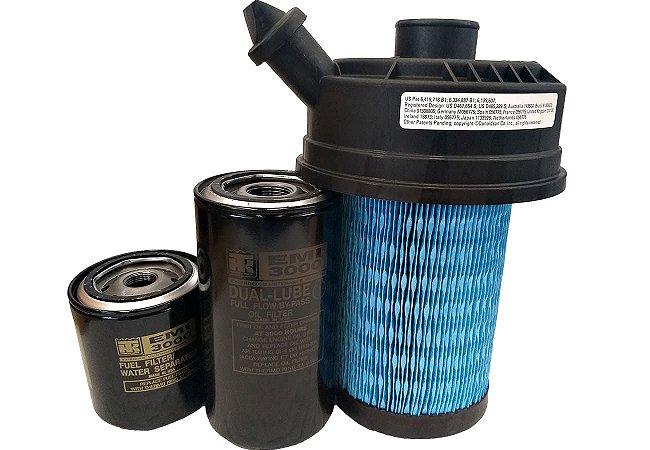Kit Filtros Thermo King Genuíno Sb200 210 230 310 SLX