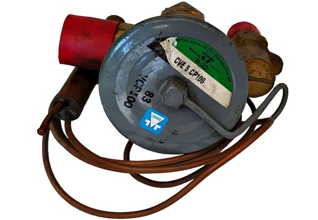Válvula de Expansão Sporlan Cve 5 CP100 Thermo King