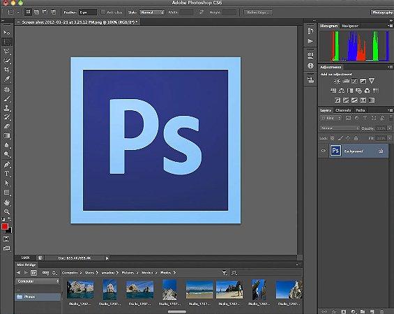 Edições de Fotos, logos, montagens