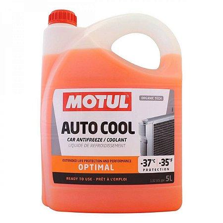Fluido de Radiador Motul Auto Cool Optimal 5lts