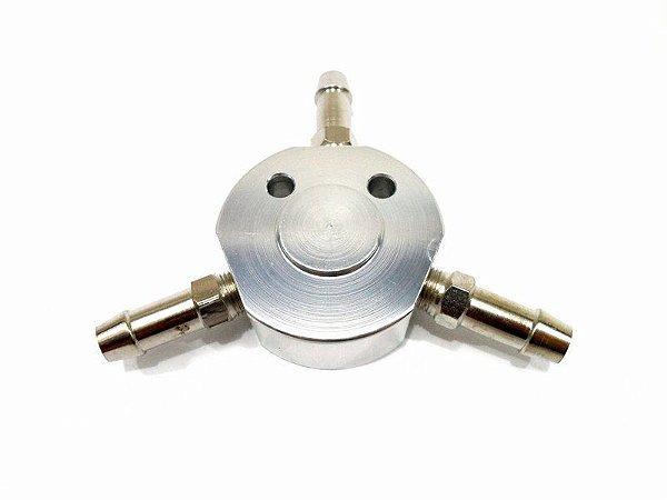 Divisor de Combustivel Y 9mm