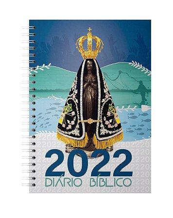 Diário Aparecida 2022 - Wire-o