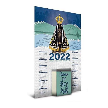 Folhinha de Nossa Senhora Aparecida 2022 - Aparecida