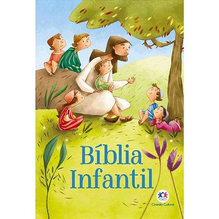 Livro Bíblia Infantil - Capa Dura