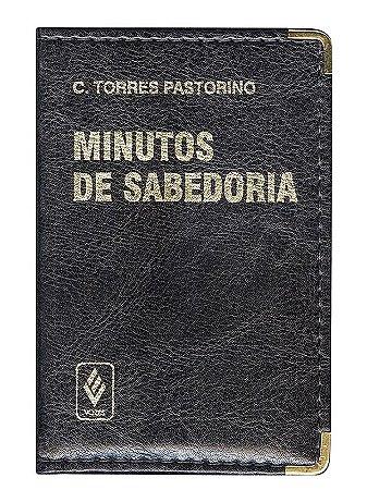 Livro Minutos de Sabedoria - Luxo Preta