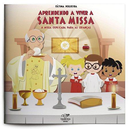 Livro Aprendendo a Viver a Santa Missa
