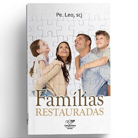 Livro Famílias Restauradas (Reedição)