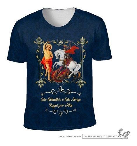 Camiseta São Sebastião